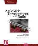 Cover of Agile Web Development with Rails