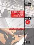 Cover of Berklee Music Theory: Book 1