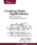 Cover of Crafting Rails Applications