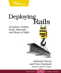 Cover of Deploying Rails