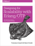 Cover of Designing for Scalability with Erlang/OTP