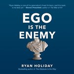 Cover of Ego is the Enemy