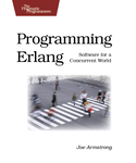Cover of Programming Erlang