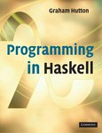Cover of Programming in Haskell