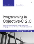 Cover of Programming in Objective-C 2.0 (Second Edition)