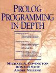 Cover of Programming Prolog in Depth