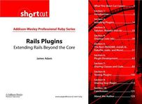 Cover of Rails Plugins: Extending Rails Beyond the Core