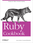 Cover of Ruby Cookbook