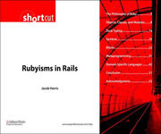 Cover of Rubyisms in Rails