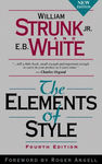 Cover of The Elements of Style (Fourth Edition)