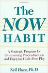 Cover of The Now Habit