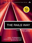 Cover of The Rails Way