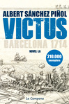 Cover of Victus: Barcelona 1714