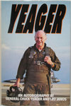 Cover of Yeager: An Autobiography